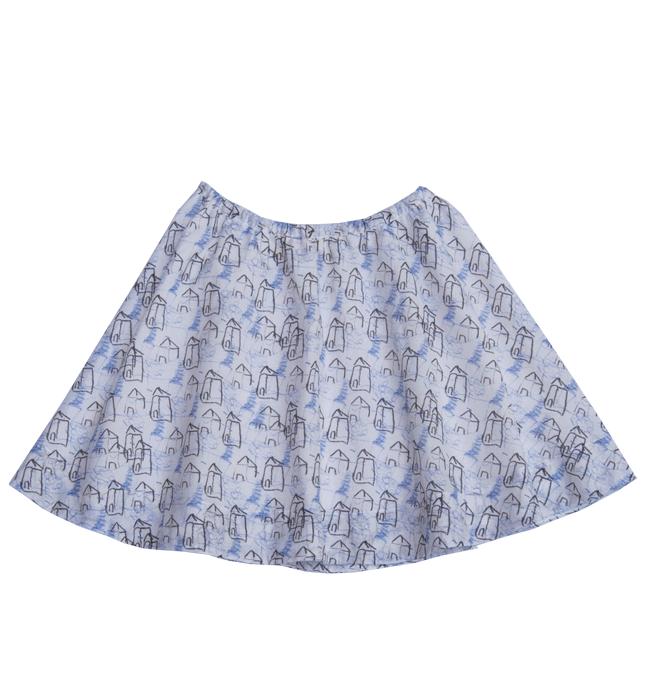 Magnolia skirt-2